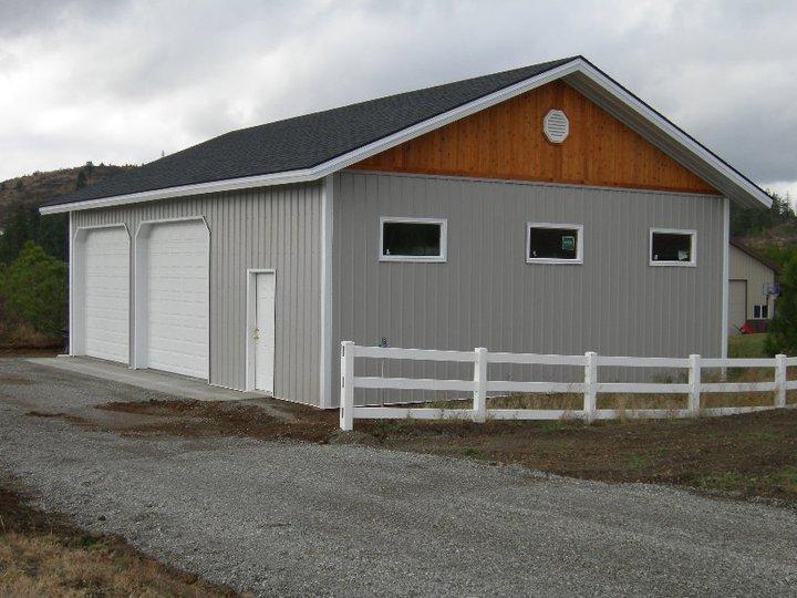 Metal Storage Shelters : Steel metal storage buildings shops garages
