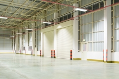 shutter door steel warehouse steel buildings metal buildings