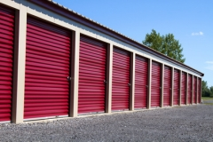 Mini Self Storage Rental Units steel buildings metal buildings