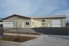 Manufacturing-Pole-steel buildings metal buildings-commercial