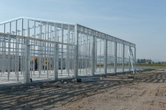 in-progress-storage-garages-pole-buildings steel buildings metal buildings