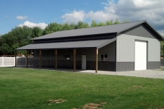 custom Metal Storage Buildings and shops