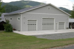 large-garage-pole-building-and-shop Metal Storage Buildings