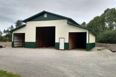 Metal Storage Buildings gargages