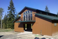 residential-Metal Barns agriculture