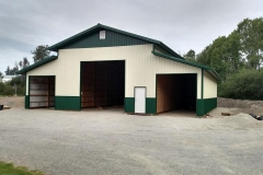 coeurdalene-pole-building-Metal Barns agriculture